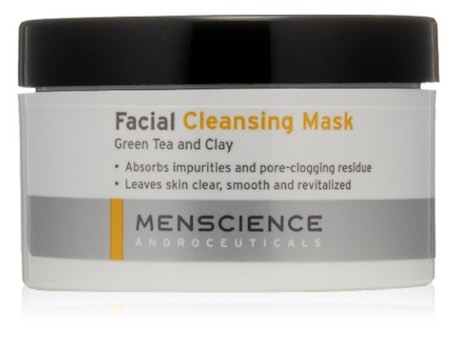 MenScience cleansing mask