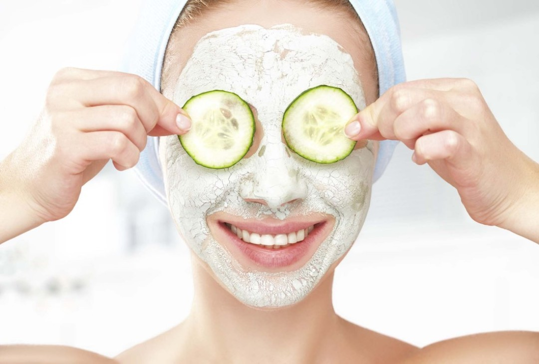 The health benefits of mud masks