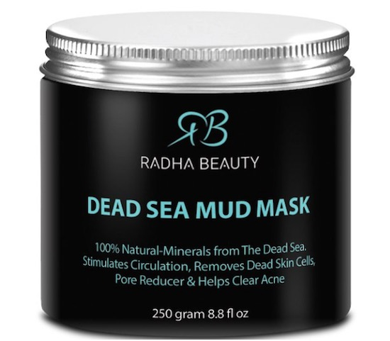 Radha Beauty Dead Sea Mud Mask